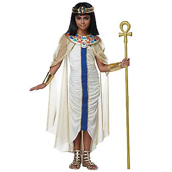 Nile Princess Egyptian Queen Cleopatra Greek Goddess Book Week Girls Costume