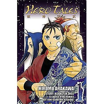 Held Tales: v. 1 (held Tales (Yen Press))