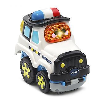 Pilotes de VTech Toot-Toot appuyez sur voiture de Police allez n