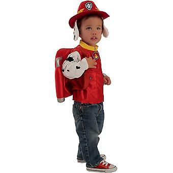 Baby / Toddler Boy's Marshal Paw Patrol Costume