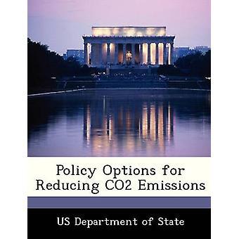 Beleidsopties voor vermindering van de CO2-uitstoot door U.S. Department of State