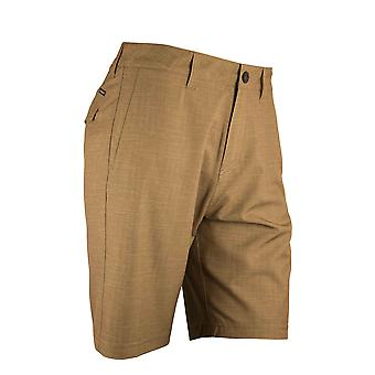 Quiksilver Mens Everyday Platypus Amphibian 20 Shorts - Khaki Brown