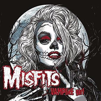 Misfits - Vampire Girl / Zombie Girl [CD] USA import