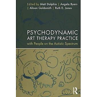 Psychodynamische Kunsttherapie Praxis mit Menschen auf dem autistischen Spektrum