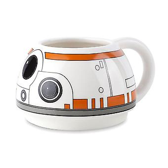 Star Wars BB-8 Character Coffee Mug