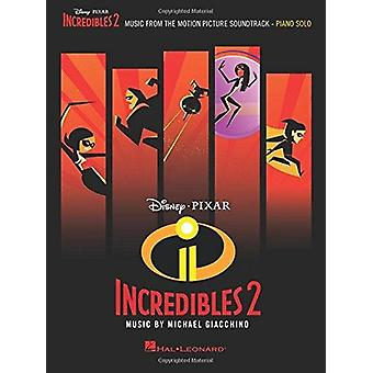 Michael Giacchino - Incredibles 2 - Music From The Motion Picture Soun