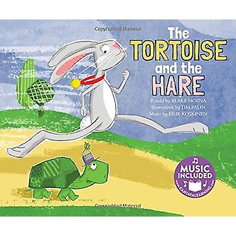 The Tortoise and the Hare by Blake Hoena - 9781684101887 Book