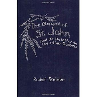 Het evangelie van St.John en haar relatie tot de andere evangeliën