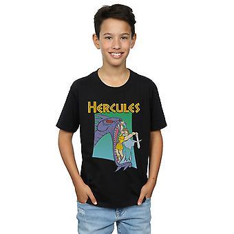 Disney Boys Hercules Hydra Fight T-shirt