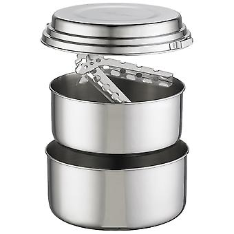 MSR Silver alpine 2 pot set