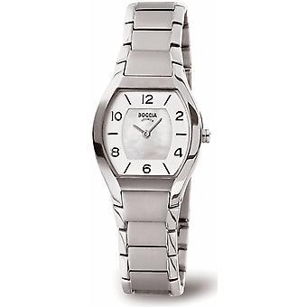 Boccia Titanium 3174-01 naisten Watch