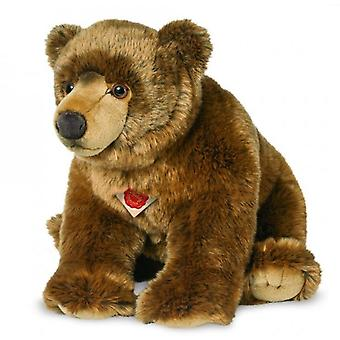 Hermann Teddy Cuddle ruskea Karhu