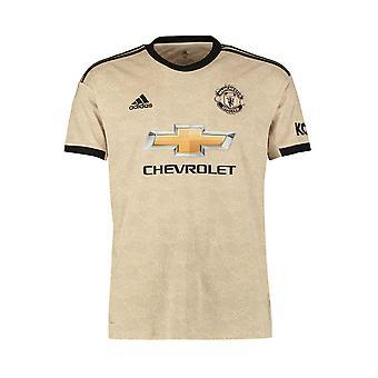2019-2020 Man Utd Adidas borta fotbollströja