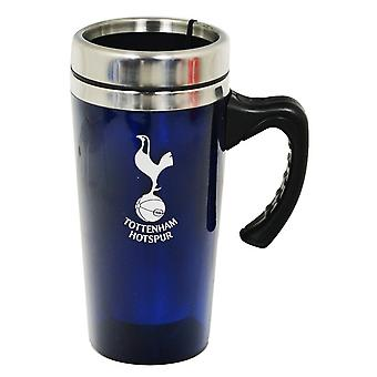 Tottenham Hotspur FC Official Football Crest Aluminium Travel Mug