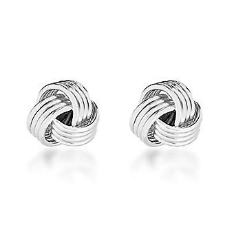 Tuscany Silver Earrings for Women's Pin in Silver Sterling 925
