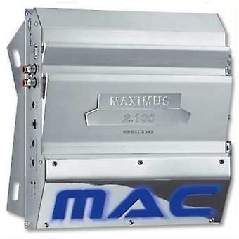 Mac audio Maximus 2.100, 2-kanals forstærker bil forstærker 1 stykke