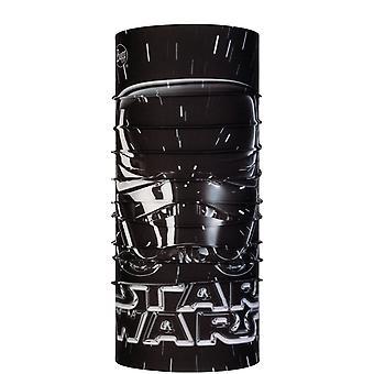 باف حرب النجوم جديد الرقبة الأصلي ة الأكثر دفئا في Stormtrooper الأسود