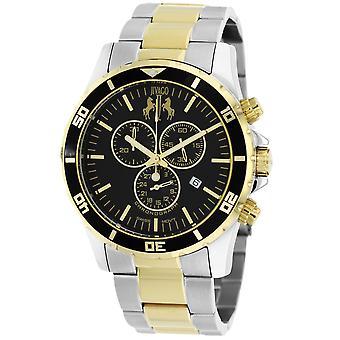 Jivago Men's Ultimate Black Dial Watch - JV6129