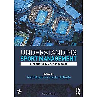 Verständnis Sportmanagement: Internationale Perspektiven