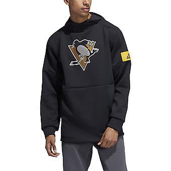 Adidas NHL Pittsburgh Penguins pelaaja Pullover huppu