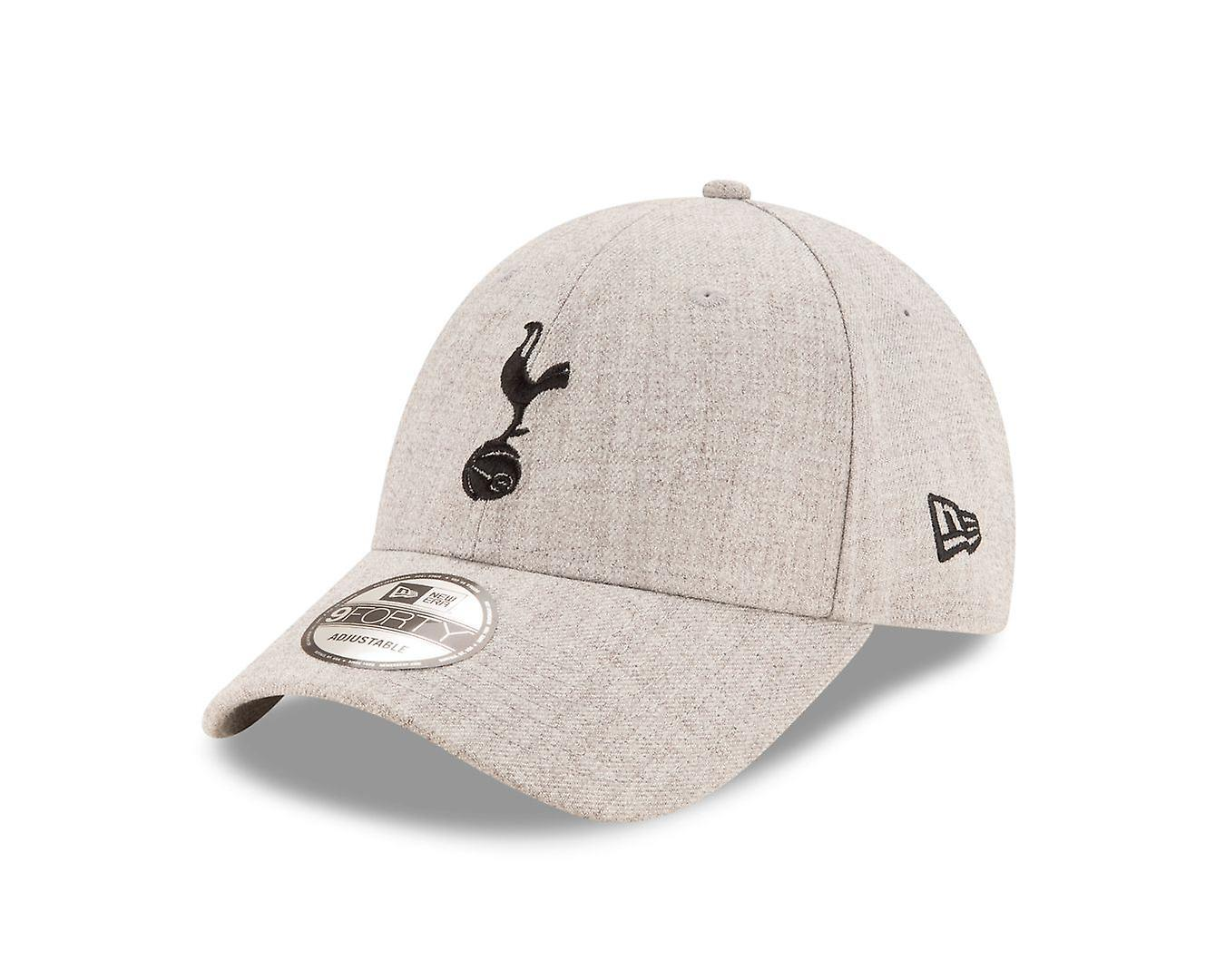 New Era Heather 9Forty Cap ~ Tottenham Hotspur