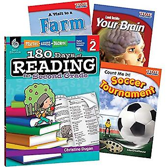 Learn-At-Home Reading: Bundle Grade 2