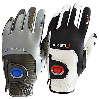 Zoom Womens All Weather Flexx-Fit Breathable Durable Left Hand Golf Glove