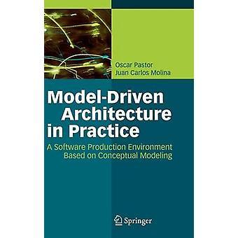 Modelgestuurde architectuur in de praktijk een software productieomgeving op basis van conceptuele modellering door Oscar Pastor & Juan Carlos Molina