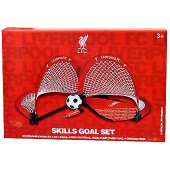 ליברפול הרשמי כדורגל הכשרה היעד מתנה להגדיר