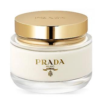 Fuktighetsgivende kroppskrem La Femme Prada (200 ml)