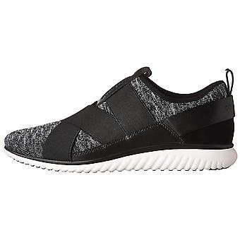 Cole Haan Womens StudioGrand Knit Trainer Sneaker Closed Toe Casual Espadrill...