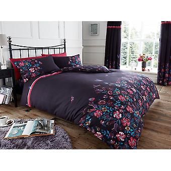 Maria Floral Duvet Cover Bedding Set