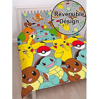 Pokémon Catch Double Duvet Cover and Pillowcase Set Pokémon Catch Double Duvet Cover and Pillowcase Set Pokémon Catch Double Duvet Cover and Pillowcase Set Pokémon Catch