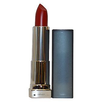 Maybelline Color Sensational Lipstick Mat / Mat sirene in dieprode #965