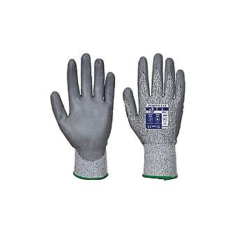 Portwest mr cut pu palm glove a622