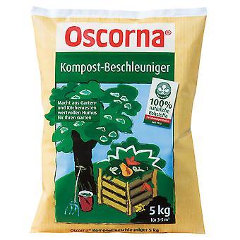 OSCORNA® compost accelerator, 5 kg
