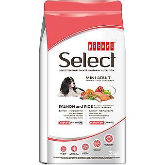 Picart Pienso para Perros Razas Pequenas Select Mini Adult Salmon y Arroz