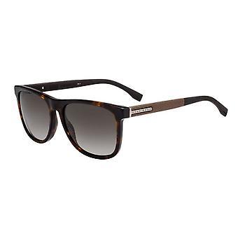 Hugo Boss 0983/S 086/HA Dark Havana/Brown Gradient Sunglasses