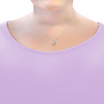 Prinzessin Lillifee Kinder Halskette Silber Buchstabenkette N Mädchen 2027887