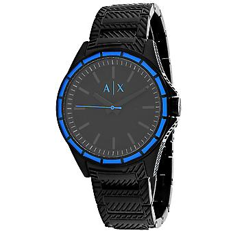 Armani Exchange Men's Classic Black Watch - AX2634