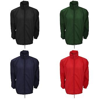 Kariban heren Casual Windbreaker Jacket