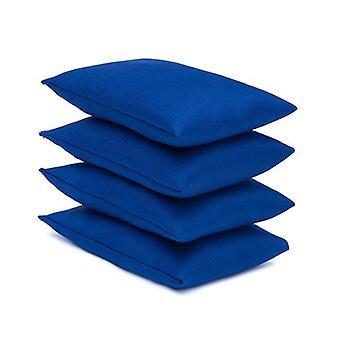 Blue Water Resistente tela jardín juego deportes PE sensorial malabares bolsa de frijoles