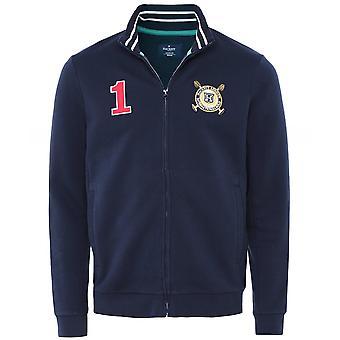 Hackett Zip-Through No. 1 Sweatshirt
