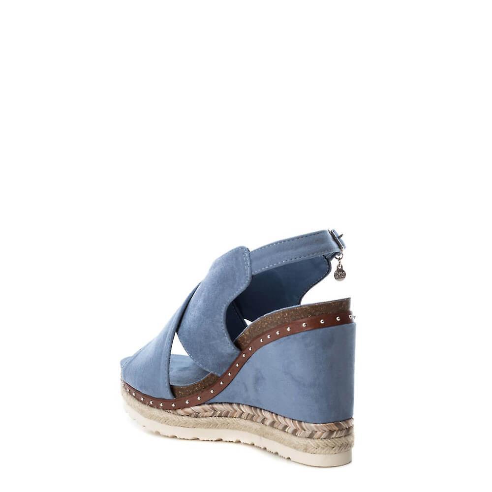 Xti Original Women Spring/summer Wedge - Blue Color 40284
