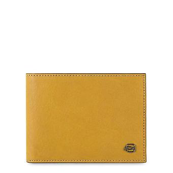 Piquadro Original Men All Year Wallet - Yellow Color 55586