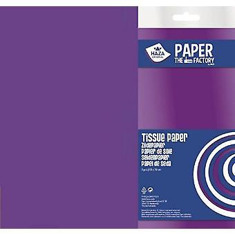 Haza Tissue paper purple 18gr 5SH 50x70cm 185931