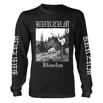 Burzum Philosopher's Em 2018 Long Sleeve T-Shirt