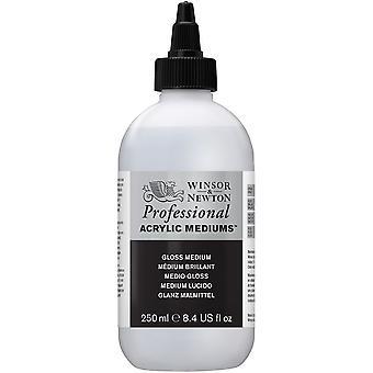 Winsor & Newton Artists Acrylic Gloss Medium 250ml