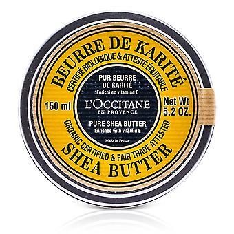 Manteca de karité pura orgánica 150ml/5.2oz