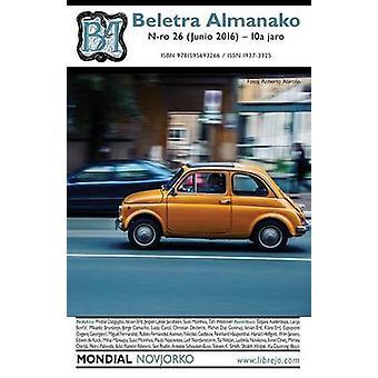 Beletra Almanako 26 BA26  Literaturo en Esperanto by Ertl & Istvan